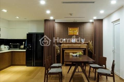 Chính chủ cần cho thuê chung cư Diamond Flower Tower, 120 m2, 3 phòng ngủ, đủ đồ