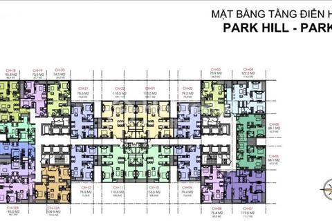 Chính chủ cần tiền bán cắt lỗ căn hộ 2008 Times City Park 12