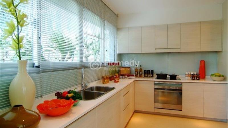 Cho thuê Penthouse The Vista 4 phòng ngủ 173 m2 full nội thất, view sông - 4