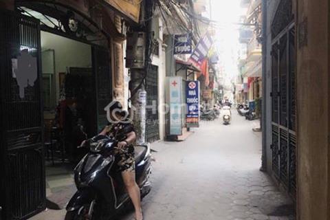 Cần bán nhà mặt ngõ kinh doanh tốt đường Khương Trung, diện tích 38m2