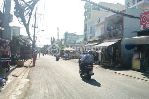 Bán gấp nhà phố 5 lầu mặt tiền đường Bùi Văn Ba, phường Tân Thuận Đông, Quận 7