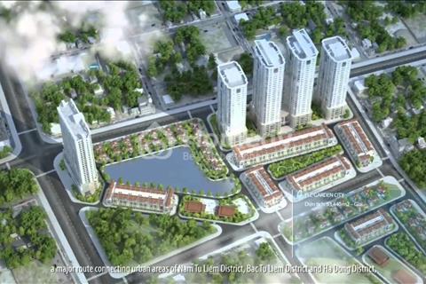 Bán căn hộ  FLC Garden City Đại Mỗ, giá 1,2 tỷ, hướng Đông Nam, tòa HH3, có nội thất cơ bản