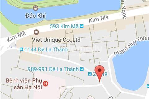 Bán nhà 90,2 m2, sổ đỏ chính chủ, số 69 ngõ 575 Kim Mã, Ngọc Khánh, Ba Đình, Hà Nội.