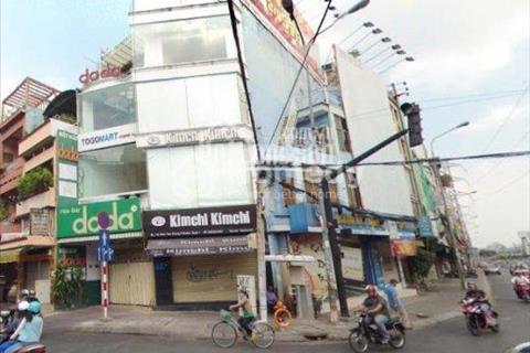 Nhà cho thuê ngay góc 2 mặt tiền Đinh Tiên Hoàng - Điện Biên Phủ, quận 1