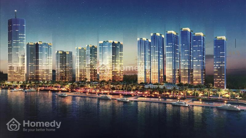 Bán căn hộ quận 1 tầm nhìn triệu đô, tiện ích 5*, tặng 10 năm quản lý +++ Vinhomes Golden River - 1