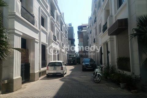 Bán biệt thự liền kề đường Tô Hiệu, Hà Đông, 82 m2, 4 tầng, kinh doanh, ô tô đỗ, 5,8 tỷ.