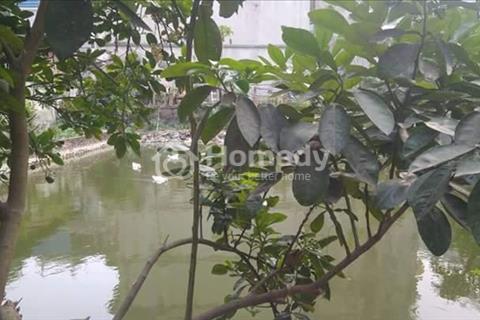 Bán nhà Trương Định, Hoàng Mai, 54 m2. Mặt tiền 6m, view hồ, giá 2,4 tỷ