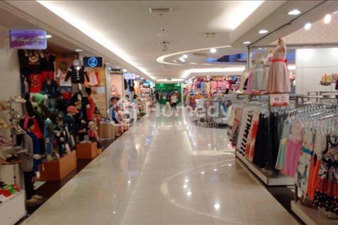 Đầu tư mặt bằng tại trung tâm thương mại SaiGon South