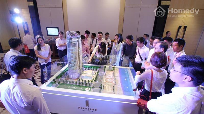 Căn hộ view 100% biển Nha Trang 4 mặt tiền full đồ, bể bơi vô cực tại nóc tòa nhà - 3