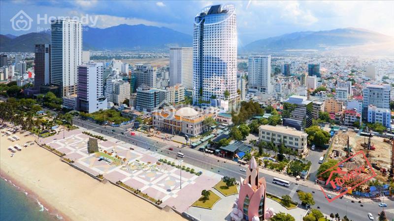 Căn hộ view 100% biển Nha Trang 4 mặt tiền full đồ, bể bơi vô cực tại nóc tòa nhà - 7