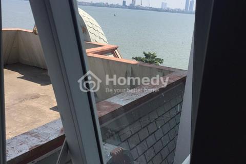Cho thuê căn hộ phố Trích Sài, nhìn thẳng ra Hồ Tây