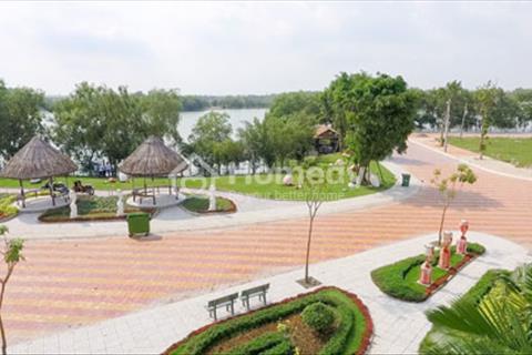 Đất nền nhà mặt phố du lịch khu sinh thái Phú Sinh, Tỉnh lộ 9, Mỹ Hạnh, Đức Hòa