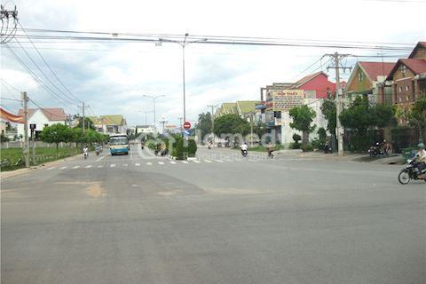 Đường Đại lộ Bình Dương khu đô thị Mỹ Phước 3 liền kề chợ