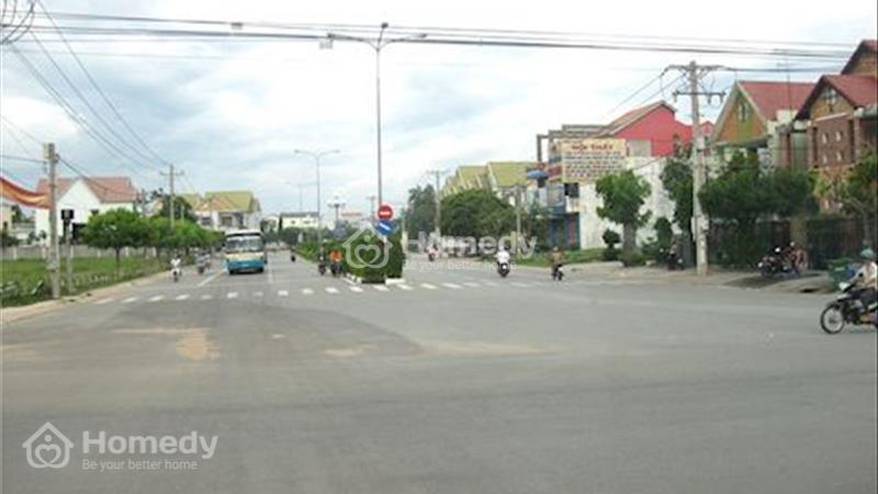 Đường Đại lộ Bình Dương khu đô thị Mỹ Phước 3 liền kề chợ - 1