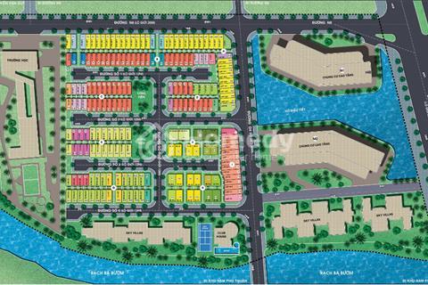 Cần tiền bán gấp lô B dự án Jamona City, giá 36 triệu/m2