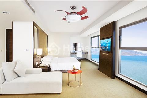 Cần tiền bán gấp căn hộ 1 phòng ngủ 40 m2, khách sạn 5 sao Havana Nha Trang chỉ 1,5 tỷ