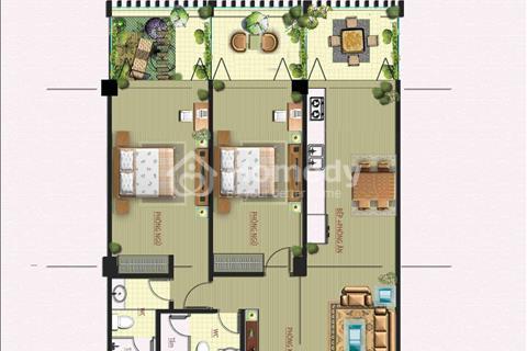 Bán căn hộ 55 m2, chung cư Núi Trúc, Quận Ba Đình, giá 2 tỷ