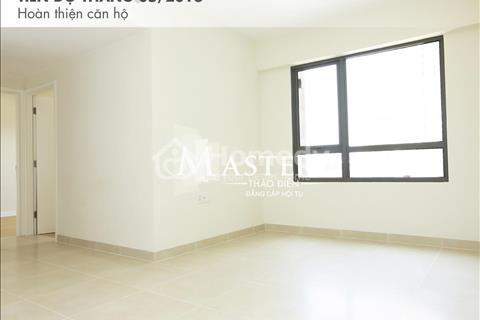 Bán Masteri Thảo Điền 64,39 m2 view sông, ban công thoáng, dễ cho thuê