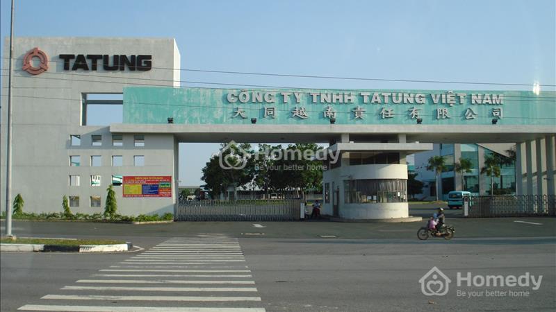 Đường Đại lộ Bình Dương khu đô thị Mỹ Phước 3 liền kề chợ - 5