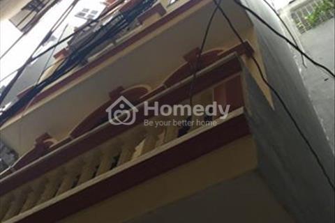 Bán nhà ngõ 44 Hào Nam diện tích 31m2 4,5 tầng