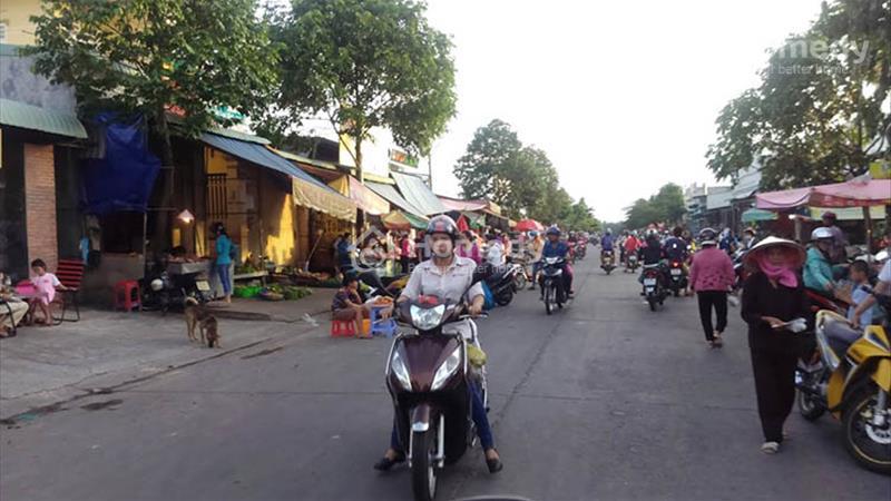 Đường Đại lộ Bình Dương khu đô thị Mỹ Phước 3 liền kề chợ - 7