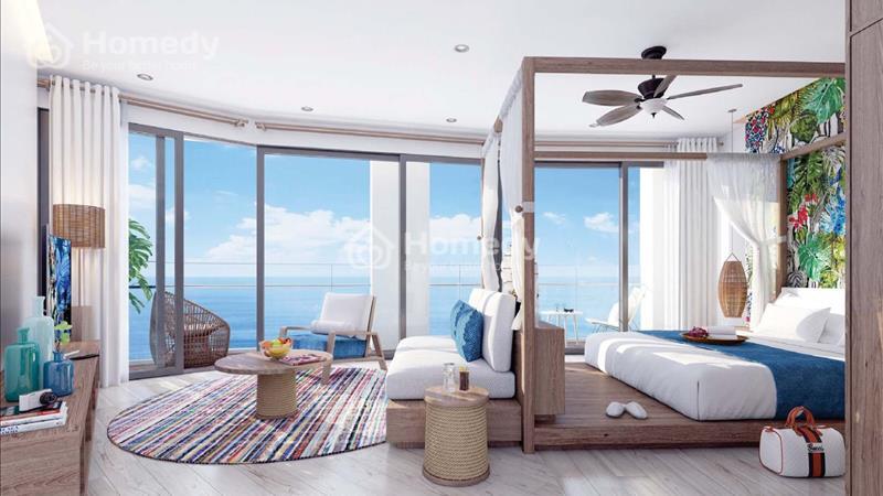 Căn hộ view 100% biển Nha Trang 4 mặt tiền full đồ, bể bơi vô cực tại nóc tòa nhà - 4
