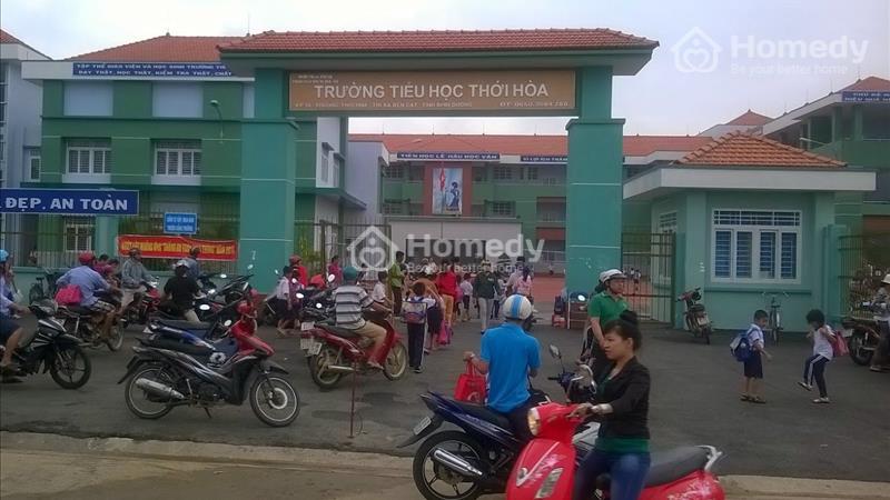 Đường Đại lộ Bình Dương khu đô thị Mỹ Phước 3 liền kề chợ - 9
