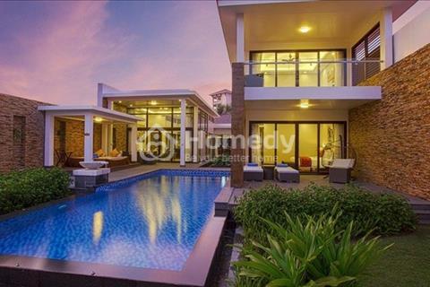 Cần bán biệt thự Villas biển ngay Bãi Dài, view biển, tiện khai thác du lịch. Giá 9 tỷ