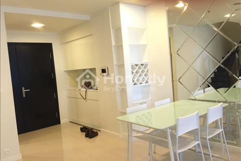 Cần cho thuê gấp căn hộ chung cư H2, quận 4, diện tích 78 m2, 2 phòng ngủ