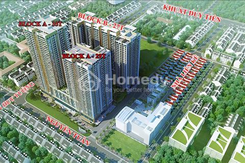 Cho thuê văn phòng & trung tâm thương mại Imperia Garden 203 Nguyễn Huy Tưởng