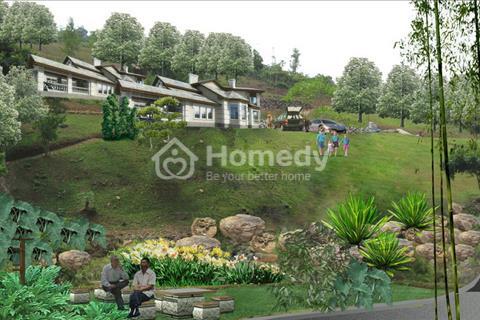Biệt thự nghỉ dưỡng Lâm Sơn Resort giá chỉ từ 2 tỷ đồng cách Hà Nội 40 km