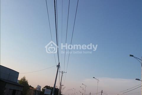 Cần bán đất 590 m2 nở hậu, mặt tiền đường Nguyễn Văn Tạo