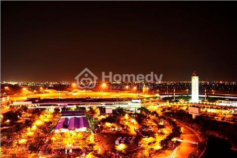 Bán căn 3pn dt 129 m2 khu căn hộ Sky Center view trực diện sân bay Tân Sơn Nhất, cực đẹp