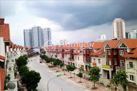 Bán biệt thự liền kề Làng Việt Kiều Châu Âu - Diện tích 78 m2 view hồ, cực đẹp - Giá rẻ