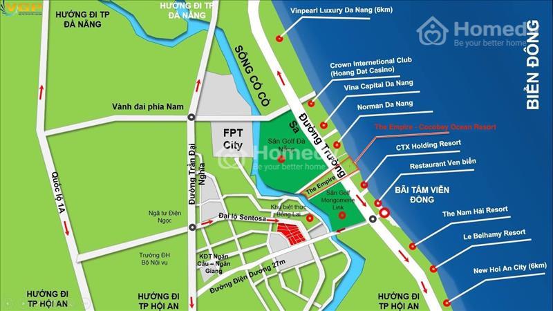 Chỉ 790 triệu sở hữu ngay 100% căn hộ Coco Ocean Spa Resort 4 sao, 12%/năm, lãi suất 0% - 2