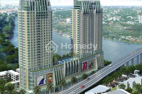 Kẹt tiền cần bán lại 2 căn Officetel dự án River Gate, tháng 6/2017 bàn giao