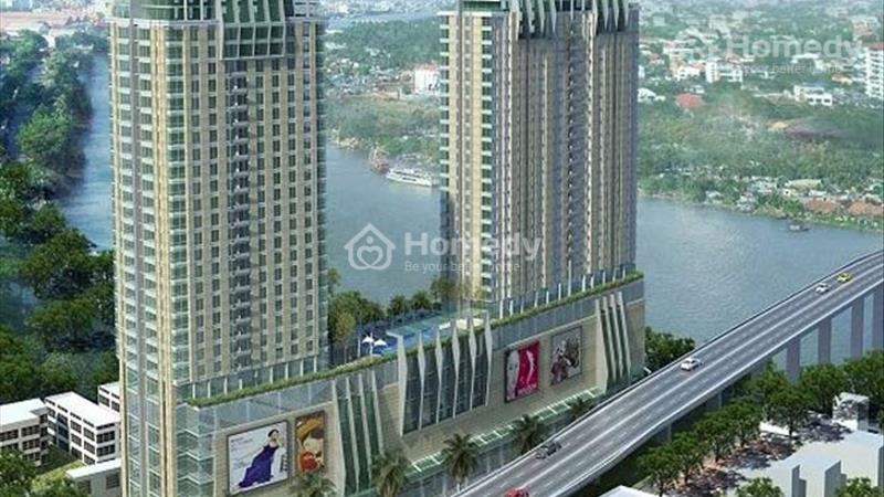 Kẹt tiền cần bán lại 2 căn Officetel dự án River Gate, tháng 6/2017 bàn giao - 1
