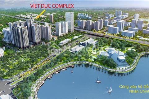 Chỉ với 2,1 tỷ sở hữu ngay căn hộ 3 phòng ngủ 103 m2 tại Việt Đức Complex - 99 Lê Văn Lương