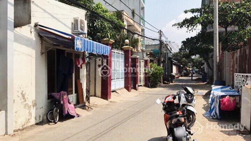 Cần bán gấp dãy nhà trọ hẻm 180 Bùi Văn Ba, phường Tân Thuận Đông, quận 7 - 1