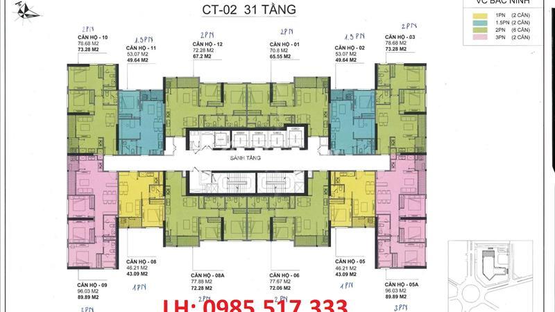 Vinhomes Bắc Ninh - Sắp ra mắt - Giá Chủ Đầu Tư tiện ích đồng bộ đẳng cấp, nội thất cao cấp 5 sao - 2