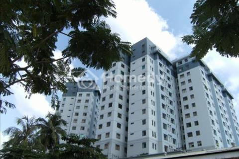 Cần bán gấp căn hộ Tôn Thất Thuyết, 61 m2, 2 phòng ngủ, sổ hồng, lầu cao, nhà đẹp