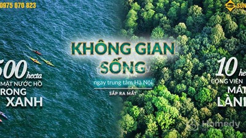 Chung cư Sun Grand City Thụy Khuê, duy nhất căn hộ 1PN view hồ Tây Trực diện chỉ từ 3.2 tỷ - 4