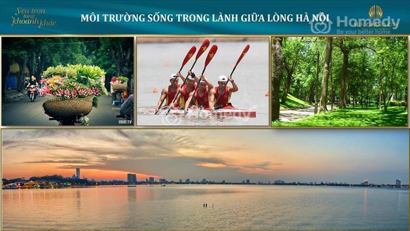 Chung cư Sun Grand City Thụy Khuê, duy nhất căn hộ 1PN view hồ Tây Trực diện chỉ từ 3.2 tỷ - 3