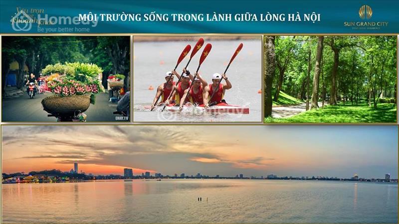 Chung cư đáng sống nhất Hà Thành chỉ có Sun Grand City Thụy Khuê, Chiết khấu tới 1,7 tỷ  - 2