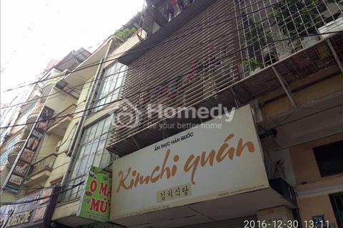 Cho thuê nhà riêng tại Nguyễn Chí Thanh 40 m2 x 4 tầng. Giá 22 triệu/tháng
