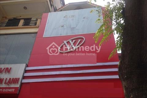 Cho thuê nhà 4 tầng mặt phố Thái Hà - Diện tích 90 m2 - Mặt tiền 4,5 m - Kinh doanh sầm uất