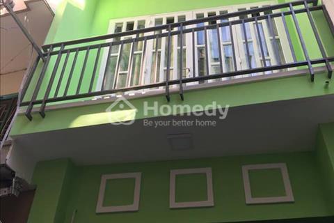 Bán nhà hẻm 4 m Cao Đạt, 2 lầu, sân thượng, nhà mới