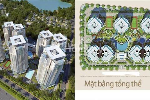 Bán sàn trung tâm thương mại Green Star, Phạm Văn Đồng giá 25 triệu/m2 hỗ trợ lãi suất 0%