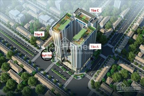 Cho thuê sàn văn phòng dự án Central Point 219 Trung Kính - Cầu Giấy