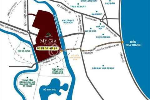 Dự án khu đô thị Mỹ Gia - Gói 5, gói 7 - Chỉ từ 7,4 triệu/m2